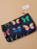 Printed zip up make-up bag (Code 3580)